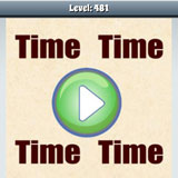 Play For Time (Level 481)